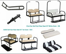 Wholesale Golf Cart Rear Seat Kits used on Club Car Precedent