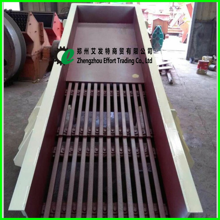 High quality vibrating hopper feeder machine use less energy