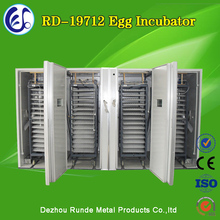 Newest High Quality 19000 Chicken Eggs Incubator/Fully Automatic Lowest Price Egg Incubator For Sale
