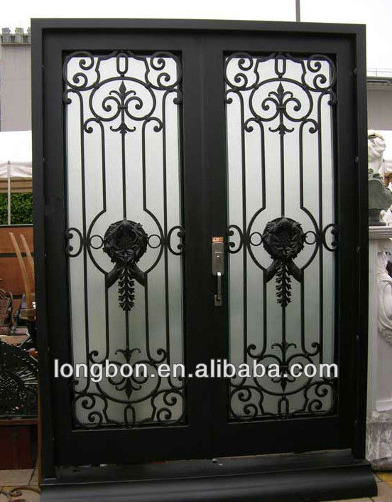 Wrought Iron Entry Doors Prices Iron Gate For Front Doors View Iron