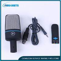 Microphones Recording Studio,H0tla Portable Mini Microphone For ...