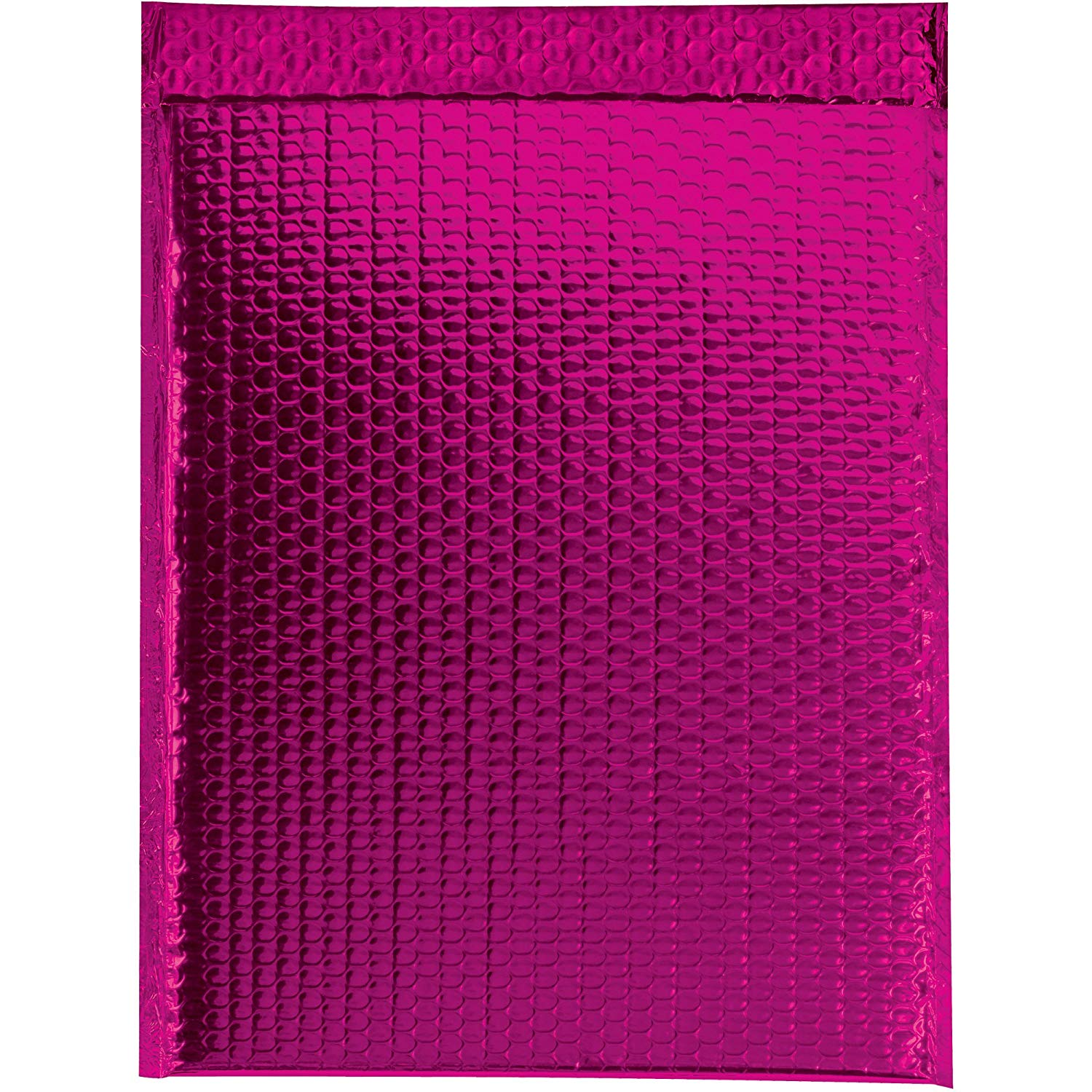 "Boxes Fast BFGBM1317PK Glamour Bubble Mailers, 13"" x 17 1/2"", Pink (Pack of 100)"