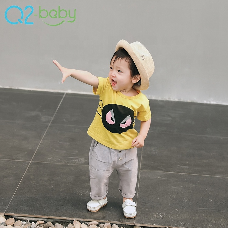 Wholesale Summer Cute Anime Cotton Breathable Baby Boy Clothes T Shirt 1898 View Anime Baby Clothes Q2 Baby Product Details From Wenzhou Si Shang Clothing Co Ltd On Alibaba Com