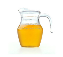 16 oz. Glass Pitcher with Pour Lip