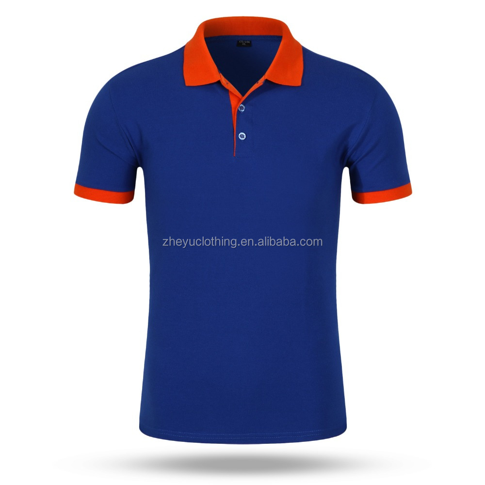 Mesh 100%polyester v-neck slim fit polo t shirts without buttons