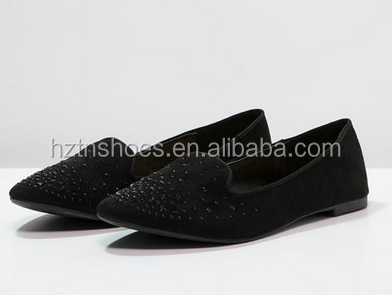 Women Comfort Flat Office Shoes Wholesale Import and Export Shoes