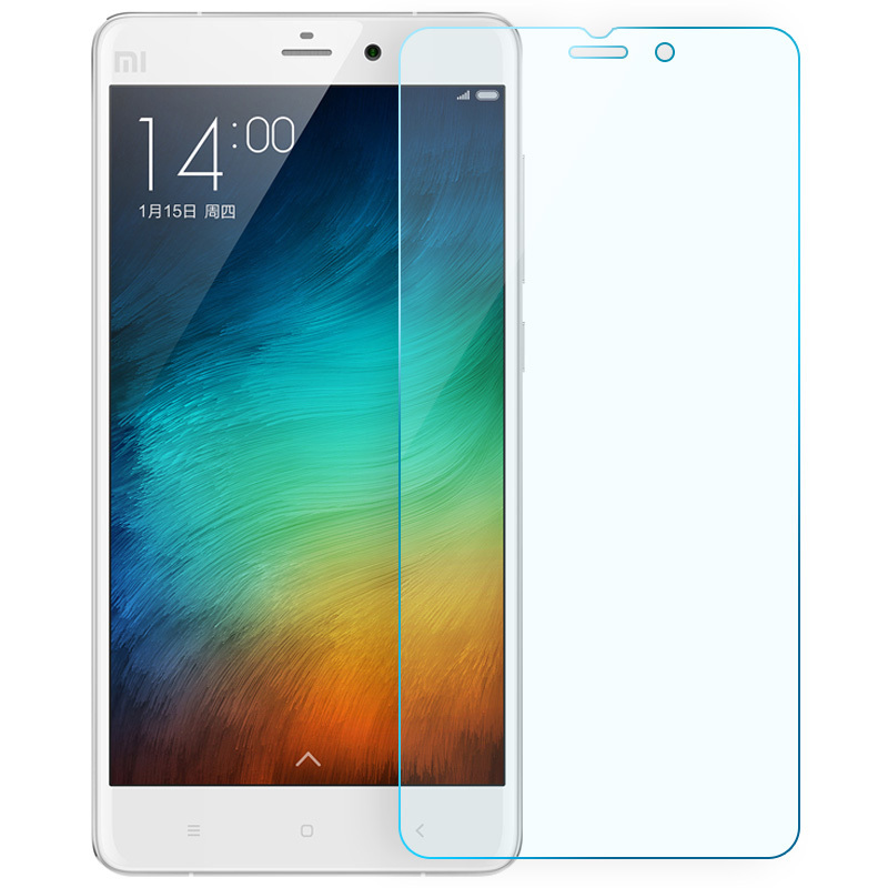 For Xiaomi note tempered Glass screen protector for Xiaomi Mi Note glass screen protector for Xiaomi Mi Note screen guard