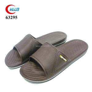custom logo cheap promotion slippers brand name