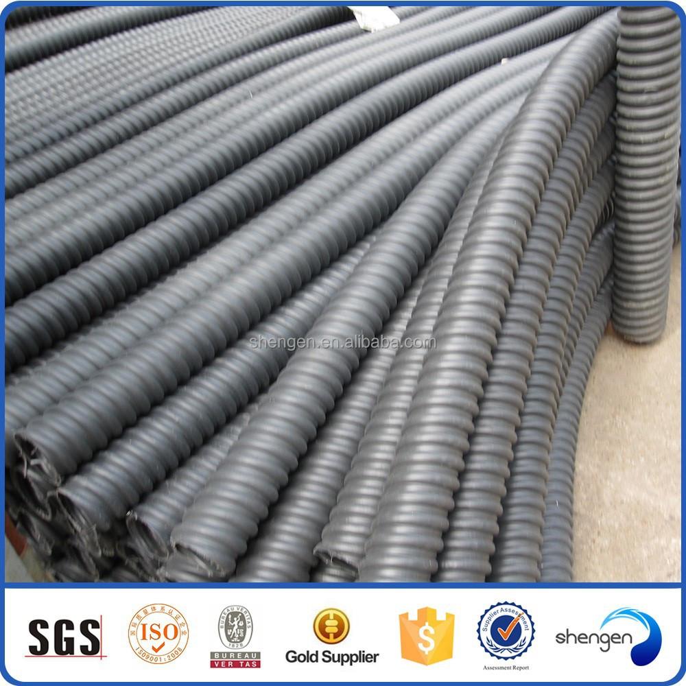 High Quality Corrugated Polyethylene Drain Pipe