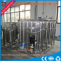 1000l/h water purification equipment activated carbon filter for water treatment project