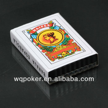 Japanese casino plastic card guard to poker