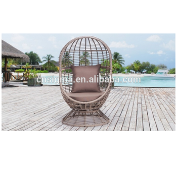 Sensational 2018 Outdoor Garden Furniture Patio Swing Chair Swivel Egg Chair For Sale Buy Outdoor Garden Furniture Patio Swing Chair Swivel Egg Chair Product On Andrewgaddart Wooden Chair Designs For Living Room Andrewgaddartcom