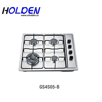 GS4S05-B Hot selling 33 inch stainless steel 4 burner table top gas stove