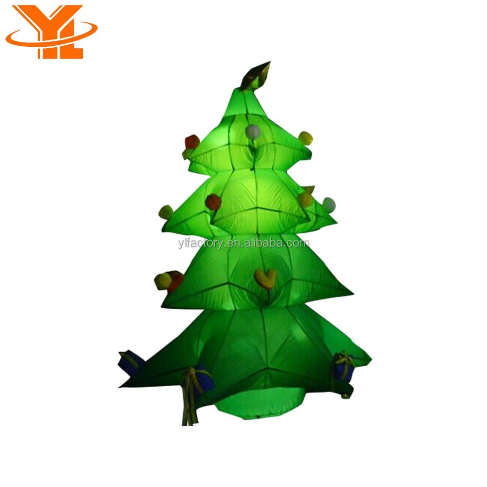 Inflatable Christmas Tree,Santa Clause,Snowman,Christmas Inflatable ...