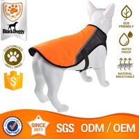 Customized Dog Waterproof Coat Clothes For Dogs Pet Outerwears