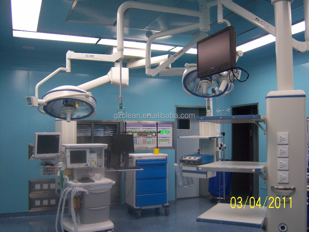 Laminar Airflow Supply Ceiling for Hospital Operation Cleanroom