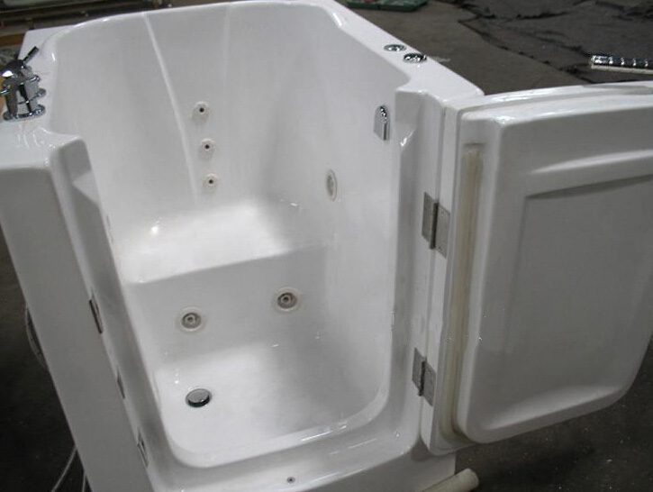 HS 1111 Bathtub For Old People And Disabled People/elderly Walk In Tub/