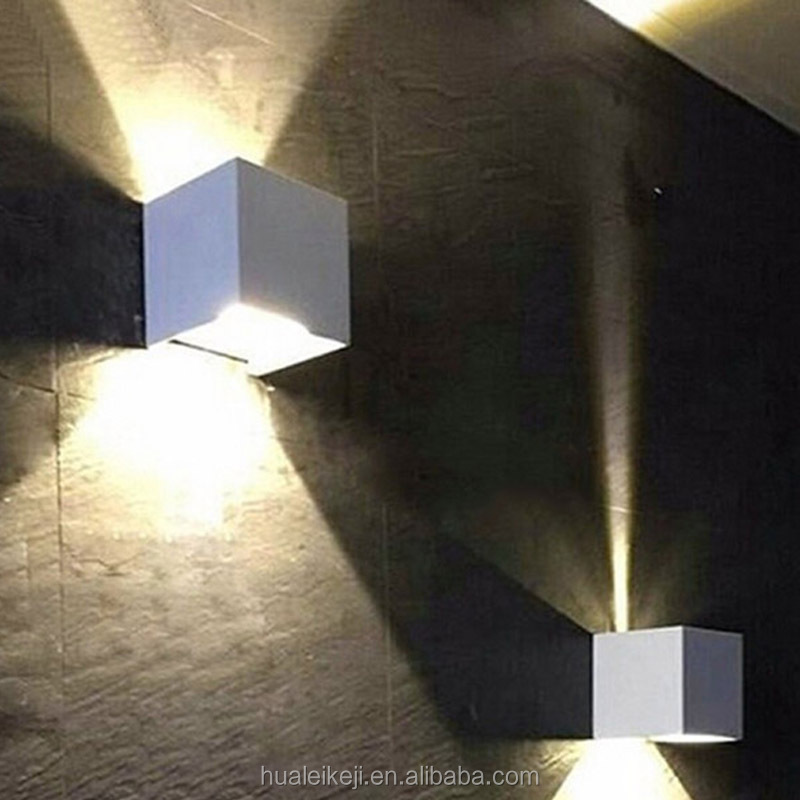 Ip67 Cube Adjustable Surface Mounted Outdoor Waterproof Led ...