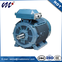 ABB Low Voltage M3BP Electric Car Motor 15kw