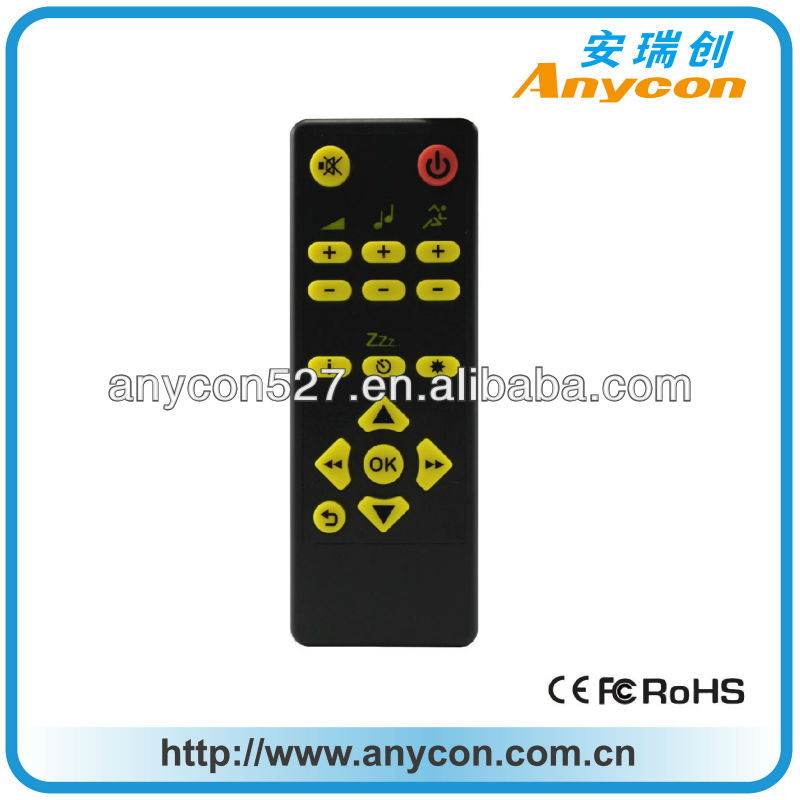 Hot selling big button TV remote control especially for old people, AN-2601