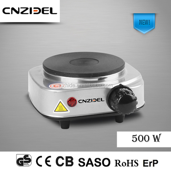 Cnzidel China Used Small Kitchen Liances 500w Stove