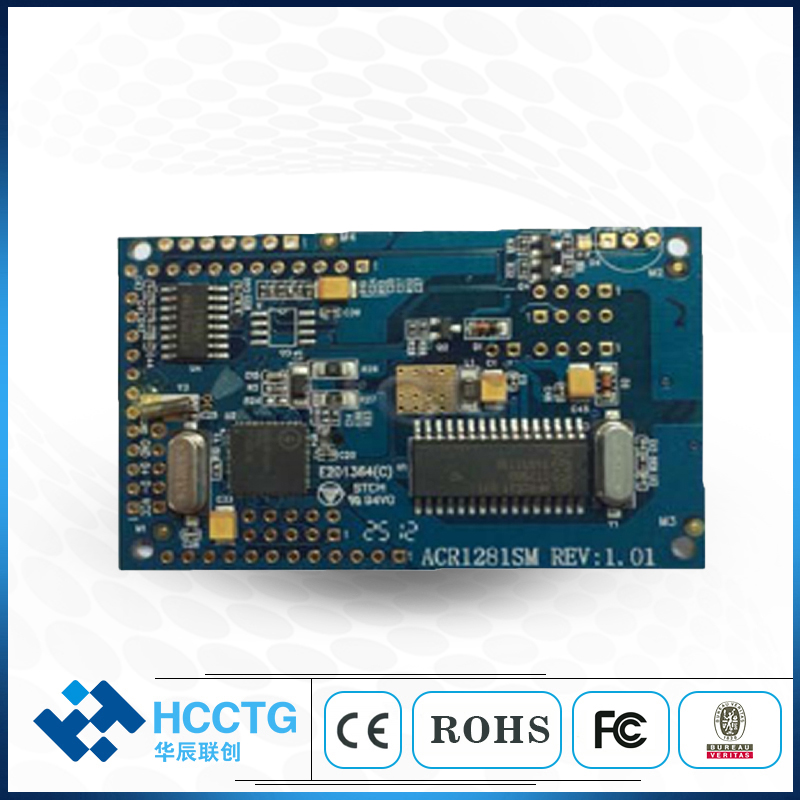 ROHS 13.56MHz NFC Contactless Card Reader Module ACM1281S-Z8