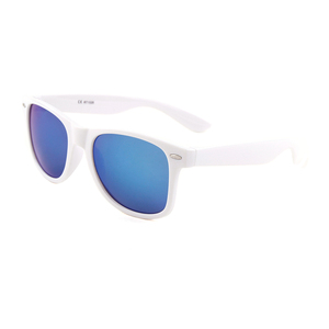 Plastic frame matte sun glasses free samples logo printing dropshipping promotion sunglasses