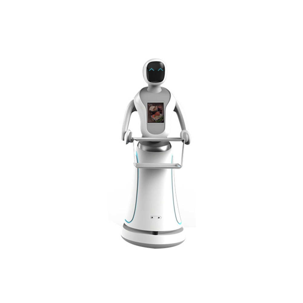 2018 New Waiter Electric Robot and Robot Humanoid for Restaurant Equipment Kitchen
