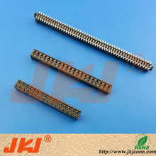 1.27mm Pitch Dual Row Vertical Surface Mount female connector