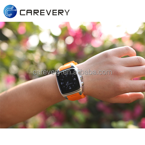 Wholesale android 5.1 Smart Watch with Wifi 3G GPS, Touch Screen Smart Watch SIM Card Slot