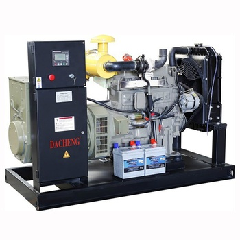 25kva to 750kva diesel generator engine electric group genset cheap price portable power soundproof
