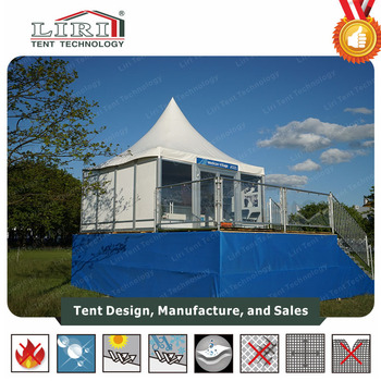 Promotional Printed Custom Made Pagoda Tent for Events & Promotional Printed Custom Made Pagoda Tent for Events View ...