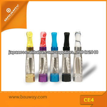 Colourful ce4 wholesale atomizer 100% no leaking