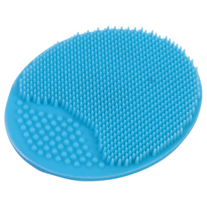 Beauty Personal Care Tool Silicone Face Exfoliator Face Skin Cleansing Washing Massage Deep Cleansing Cleanser Facial Brush