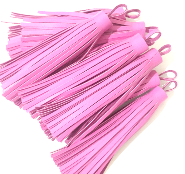 Cheap Factory Price Bag & cloth Fashion Leather Tassels (TL37)