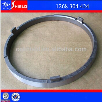 Mercedes benz trucks used parts tractor clutch pressure plate, synchronizer ring 1268304424