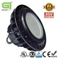 Hot sale Industrial fixture IP65 36000 lumen 240w / 200w / 500w / 300w / 400w 100w / 150w ufo led high bay light
