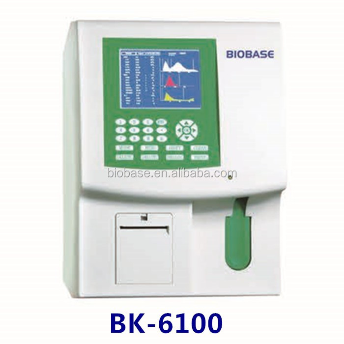 2016 BIOBASE laboratory use Auto Hematology Analyzer with high quality competitive price