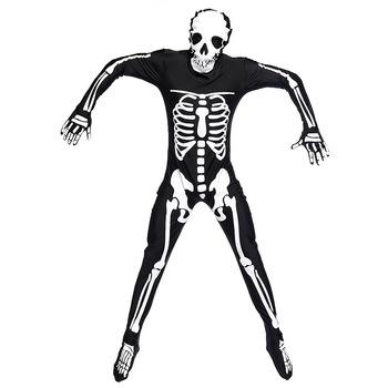 Skelet Voor Halloween.Groothandel Menselijk Skelet Halloween Horror Kostuum Buy Halloween Horror Kostuum Menselijk Skelet Halloween Horror Kostuum Groothandel Menselijk
