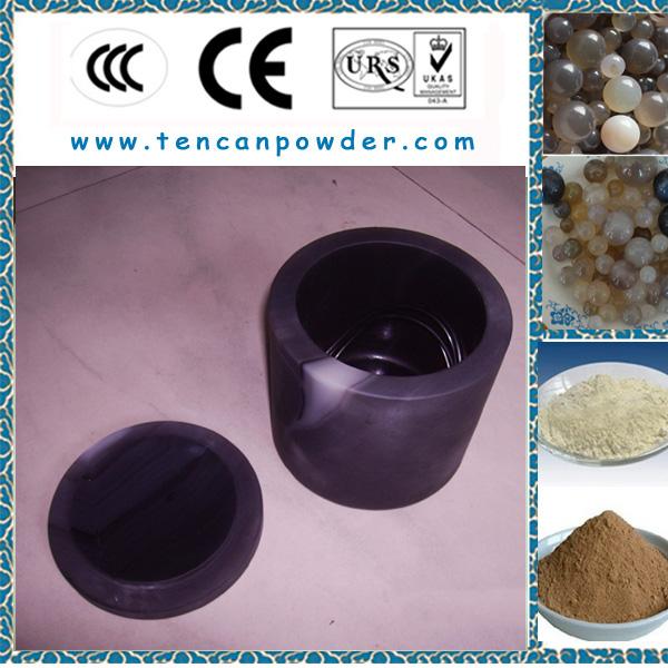 Agate Ball Grinding Pot