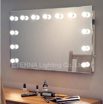Eterna Led Bathroom Illumniated Vanity Mirror Hollywood Lighted