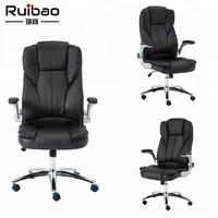 Cheap Adjustable Armrest Luxury Leather Executive High Back Ergonomic Chair Office/Office Chair