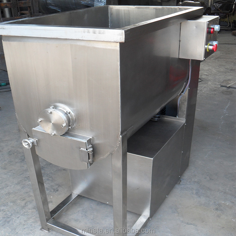 Stainless Steel sausage used meat mixer homemade meat mixer/Mini meat grinding machine for sale