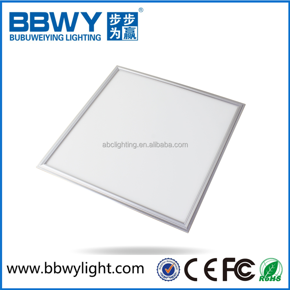 CE/ROHS/UL/BIS square led panel down light 300*300 600*600 300*600 600*1200mm