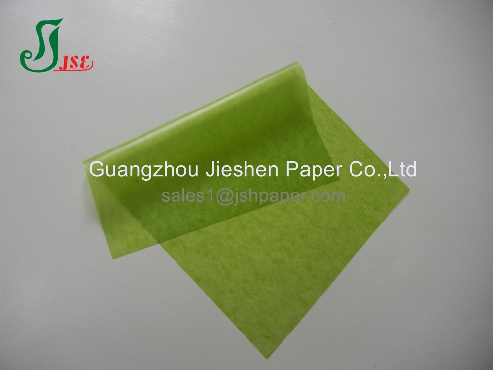 Hot selling cheap virgin pulp 40g glassine paper