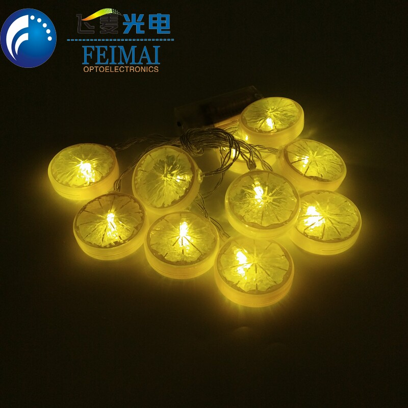 Cactus String Lights Battery Operated LED String Lights Indoor Wedding Party Christmas Harvest Festival Wall Decoration