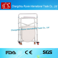China Best 3 in 1 commode definition with high quality