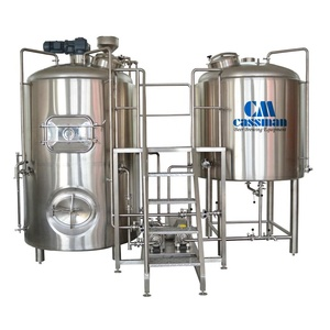 Mini Production at Home nanobrewery craft beer 1.5 bbl brewing system for sale