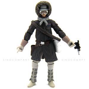 New Star Wars LEGACY Han Solo Hoth Gear Figure Recon Patrol IGURE S365