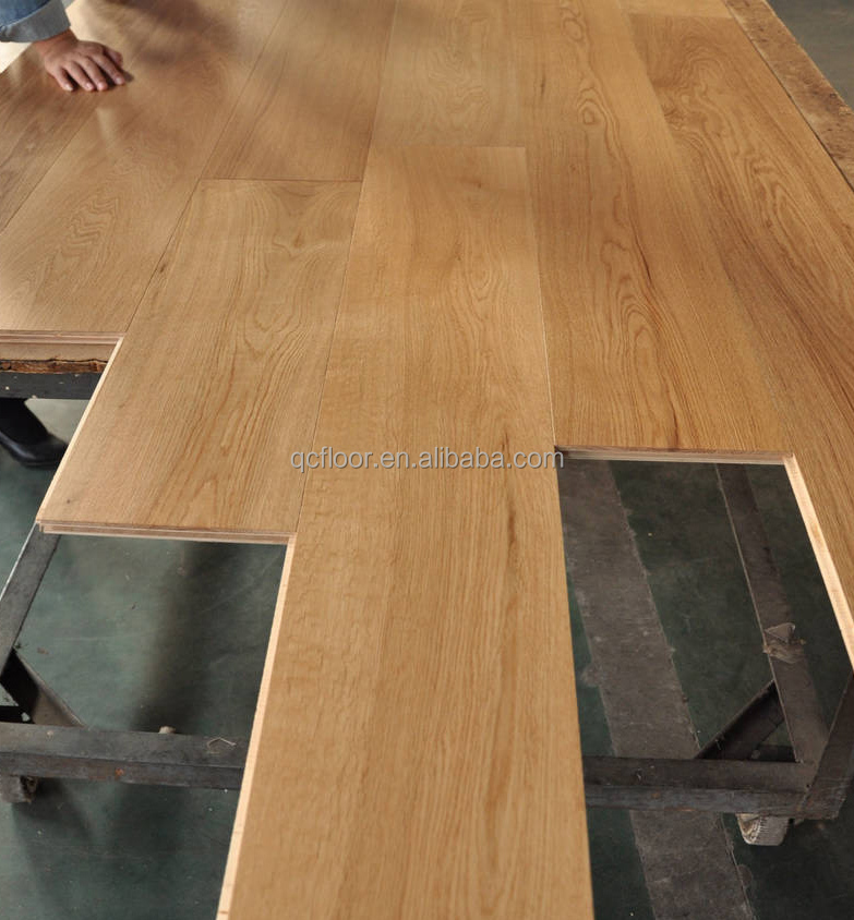 Chinese Supplier Cheap Price Oak Engineered Wood Flooring